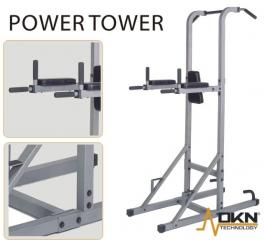 Kraftstation: DKN POWER TOWER