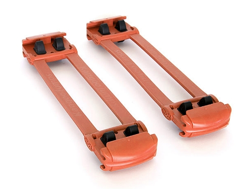 KangooJumps : T-Springs TS-Pro6 - härteres Dämpfer Paar (Orange)