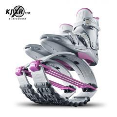 KangooJumps : KJ XR3 SEW Farbe: weiss/pink Grösse 32 bis 35 [ XS ]