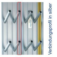 SWISS-TROCK Zwischenprofil 5er (Farbe: Silber)
