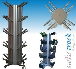 SWISS-TROCK Ski-Schuh-Trocknungssystem Säule