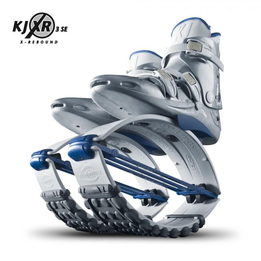 KangooJumps : KJ XR3 SEW Farbe: weiss/blau Grösse 45 bis 48 [ XL ]