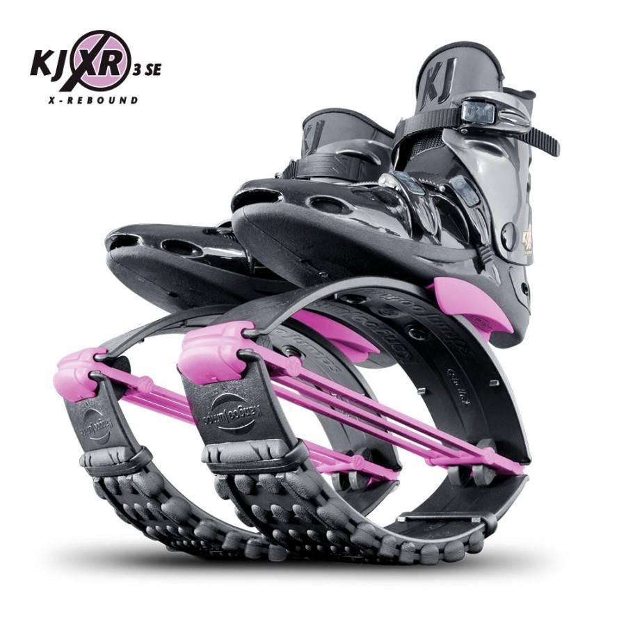 KangooJumps : KJ XR3 SE Specialedition Farbe: schwarz/pink Grösse 36 bis 38 [ S ]