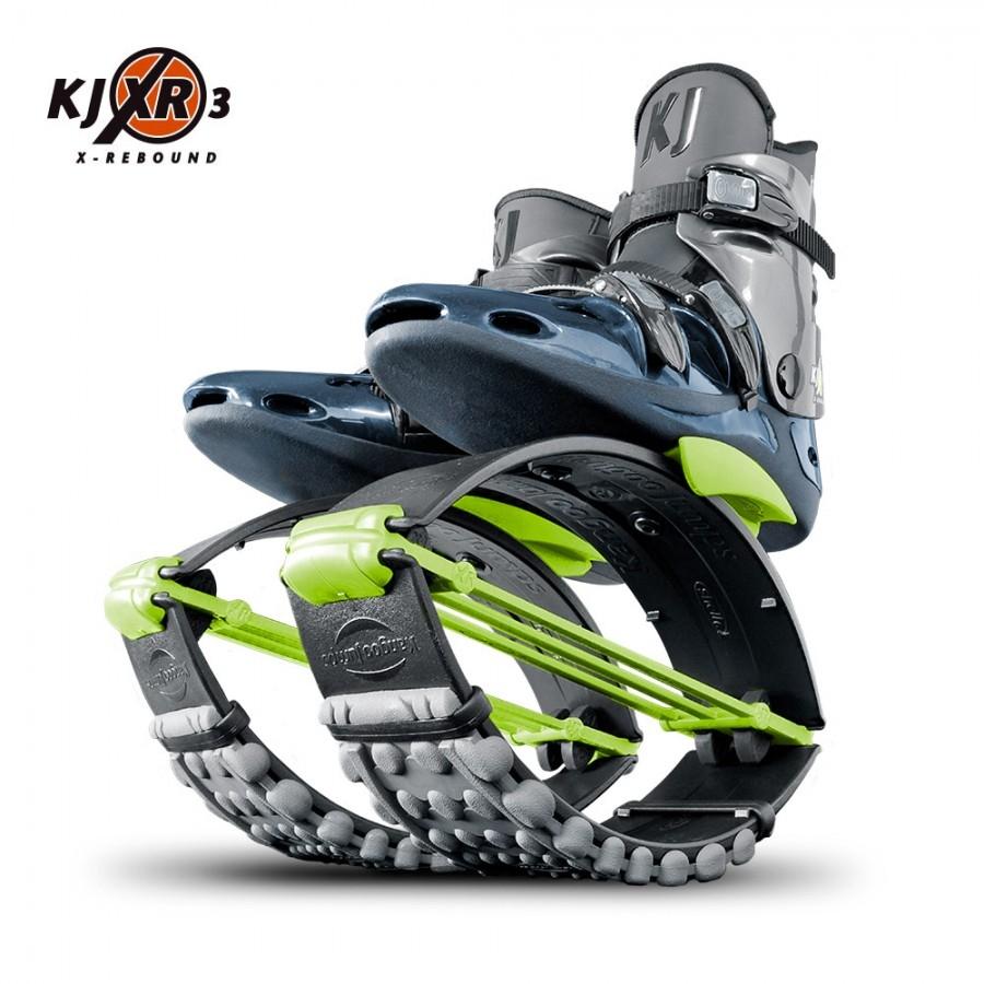 KangooJumps : KJ XR3 der Allrounder Farbe: dunkelblau/gelb Grösse [ XL ] 45-48