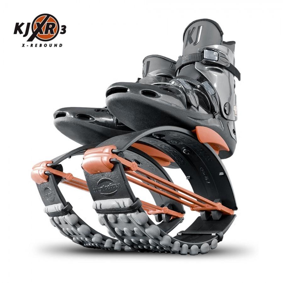 KangooJumps : KJ XR3 der Allrounder Farbe: schwarz/orange Grösse [ M ]  39-41