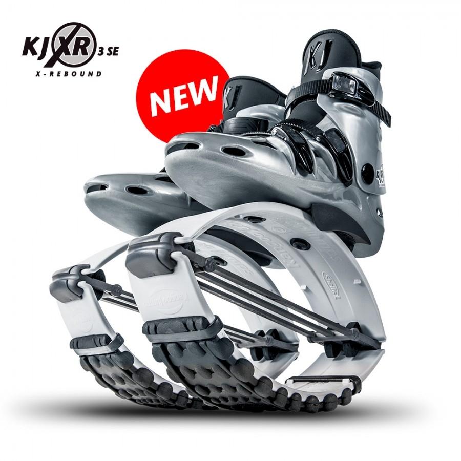 KangooJumps : KJ XR3 SEW Farbe: weiss/schwarz Grösse 32 bis 35 [ XS ]