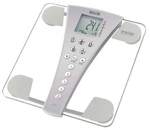 TANITA BC-543 SV InnerScan • Das Professionelles Messgerät für zu Hause