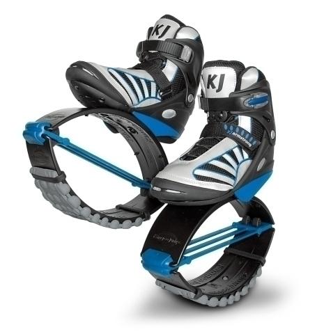 KangooJumps : KJ Amstrong XR SE Specialedition Farbe: blau Grösse 42