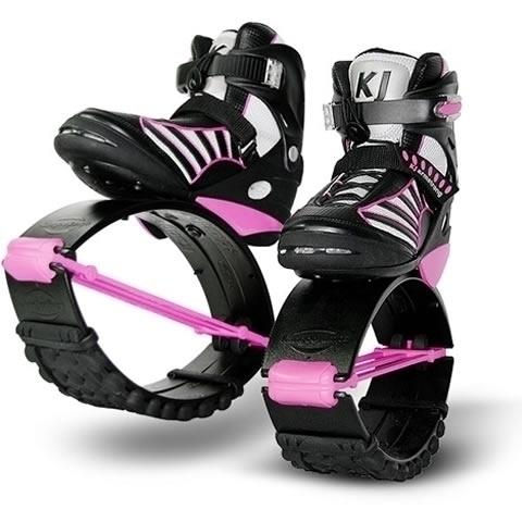 KangooJumps : KJ Amstrong XR SE Farbe: schwarz/pink Grösse 41