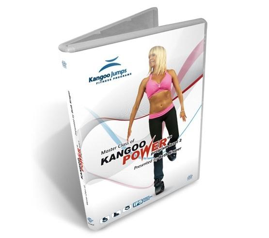 KangooJumps : Master Class of Kangoo Power Level 2 DVD