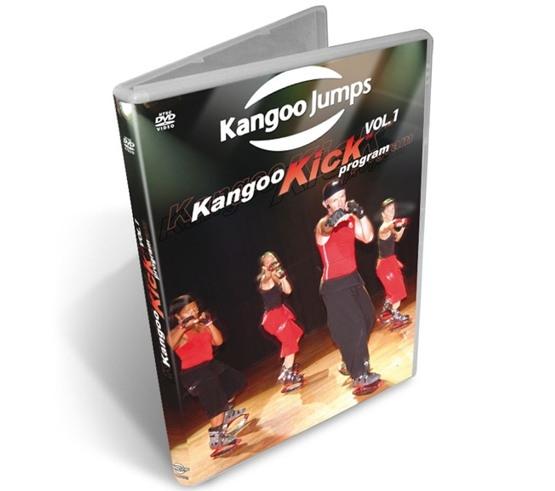 KangooJumps : Kangoo Kick DVD - Aerobic & Fighting