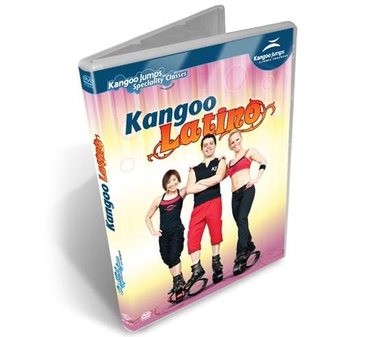 KangooJumps : Kangoo Latino (Specialty Class) DVD