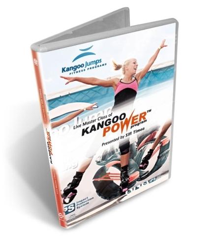 KangooJumps : Kangoo Power Live Master Class 2 DVD