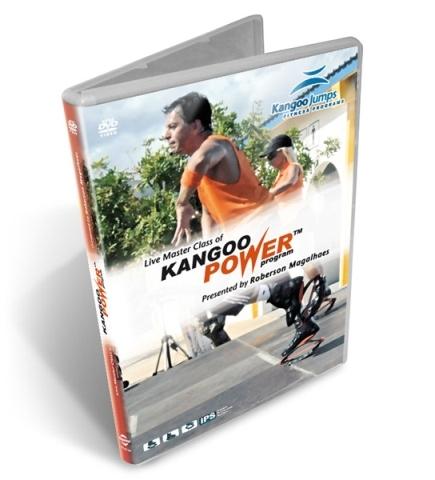 KangooJumps : Kangoo Power Live Master Class 3 DVD