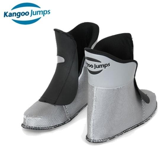 KangooJumps : iners KJ-Power Shoe Innenschuh (Paar) 32 bis 35 Grau